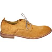 Obuća Žene  Derby cipele Moma BR959 Žuta boja
