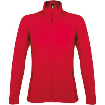 Odjeća Žene  Flisevi Sols NOVA WOMEN SPORT Rojo