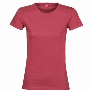 Odjeća Žene  Majice kratkih rukava BOTD MATILDA Bordo