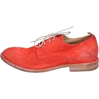 Obuća Žene  Derby cipele Moma BR966 Crvena
