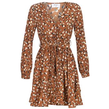 Odjeća Žene  Kratke haljine Betty London LISONS Smeđa