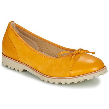 Obuća Žene  Balerinke i Mary Jane cipele Gabor KRINE Žuta