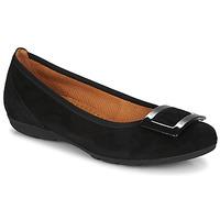 Obuća Žene  Balerinke i Mary Jane cipele Gabor  Crna