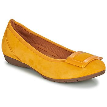 Obuća Žene  Balerinke i Mary Jane cipele Gabor KASTIPON Žuta