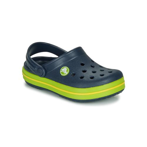 Obuća Djeca Klompe Crocs CROCBAND CLOG K Zelena