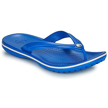 Obuća Japanke Crocs CROCBAND FLIP Blue