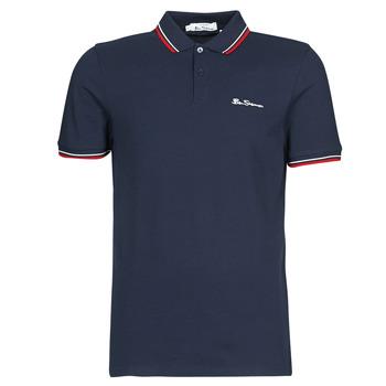 Odjeća Muškarci  Polo majice kratkih rukava Ben Sherman SIGNATURE POLO Red / Bijela