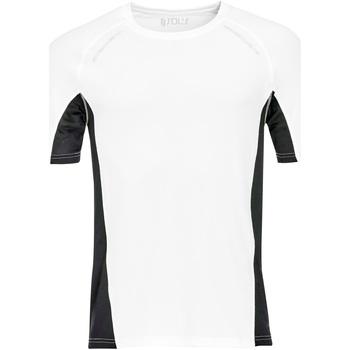 Odjeća Muškarci  Majice kratkih rukava Sols SYDNEY MEN SPORT Blanco