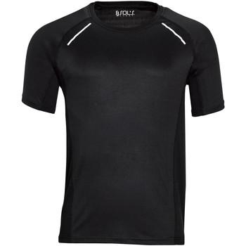 Odjeća Muškarci  Majice kratkih rukava Sols SYDNEY MEN SPORT Negro