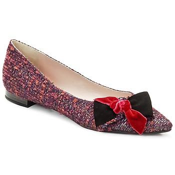Obuća Žene  Balerinke i Mary Jane cipele Magrit Rosy Knot Ružičasta