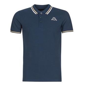 Odjeća Muškarci  Polo majice kratkih rukava Kappa ESMO Blue