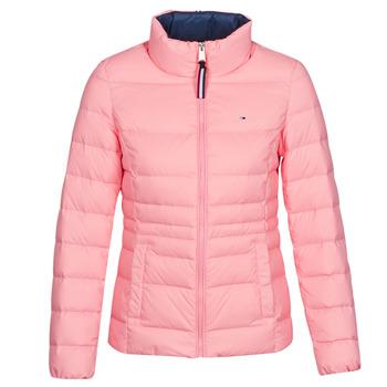 Odjeća Žene  Pernate jakne Tommy Jeans MODERN DOWN JKT Ružičasta