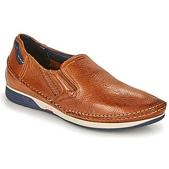 Obuća Muškarci  Slip-on cipele Fluchos JAMES Smeđa