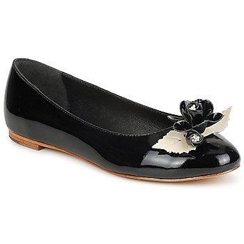 Obuća Žene  Balerinke i Mary Jane cipele C.Petula MUCHACHA Crna
