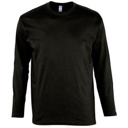 Odjeća Muškarci  Majice dugih rukava Sols MONARCH COLORS MEN Negro