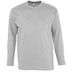 Odjeća Muškarci  Majice dugih rukava Sols MONARCH COLORS MEN Gris