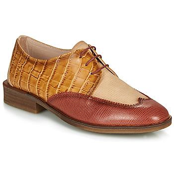 Obuća Žene  Derby cipele Hispanitas LONDRES Smeđa