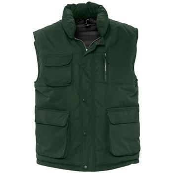 Odjeća Veste i kardigani Sols VIPER QUALITY WORK Verde