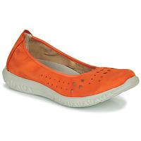 Obuća Žene  Balerinke i Mary Jane cipele Dorking SILVER Narančasta
