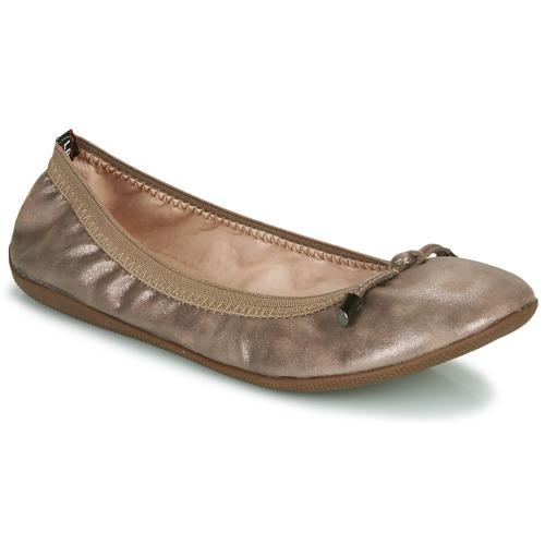 Obuća Žene  Balerinke i Mary Jane cipele Les Petites Bombes AVA Brončana