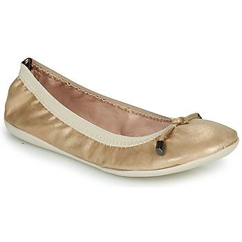 Obuća Žene  Balerinke i Mary Jane cipele Les Petites Bombes AVA Gold