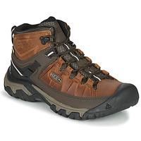Obuća Muškarci  Pješaćenje i planinarenje Keen TARGHEE III MID WP Smeđa