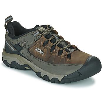 Obuća Muškarci  Pješaćenje i planinarenje Keen TARGHEE III WP Smeđa