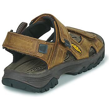 Obuća Muškarci  Sportske sandale Keen TARGHEE III OPEN TOE SANDAL Smeđa