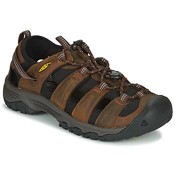 Obuća Muškarci  Sportske sandale Keen TARGHEE III SANDAL Smeđa