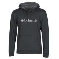 Odjeća Muškarci  Sportske majice Columbia CSC BASIC LOGO HOODIE Crna