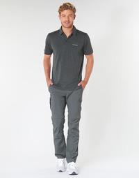 Odjeća Muškarci  Cargo hlače Columbia SILVER RIDGE II CONVERTI Siva