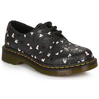 Obuća Žene  Derby cipele Dr Martens 1461 HEARTS Crna