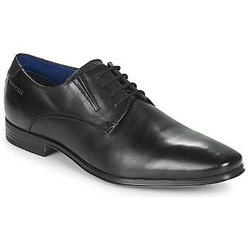Obuća Muškarci  Derby cipele Bugatti MORINO Crna