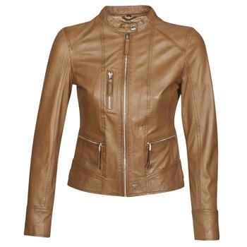 Odjeća Žene  Kožne i sintetičke jakne Oakwood EACH Boja konjaka