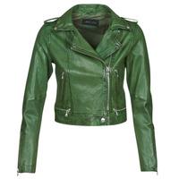 Odjeća Žene  Kožne i sintetičke jakne Oakwood KYOTO Zelena
