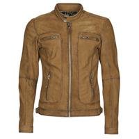 Odjeća Muškarci  Kožne i sintetičke jakne Oakwood PLEASE Boja konjaka