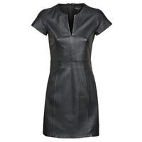 Odjeća Žene  Kratke haljine Oakwood PLEASE Crna