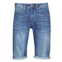 Odjeća Muškarci  Bermude i kratke hlače Pepe jeans CASH Blue