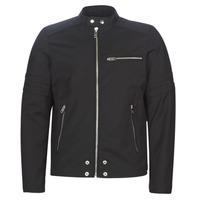 Odjeća Muškarci  Kožne i sintetičke jakne Diesel J-GLORY Crna