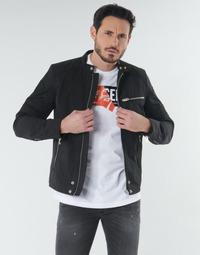 Odjeća Muškarci  Kratke jakne Diesel J-GLORY Crna