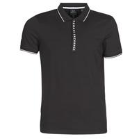 Odjeća Muškarci  Polo majice kratkih rukava Armani Exchange HANEMO Crna