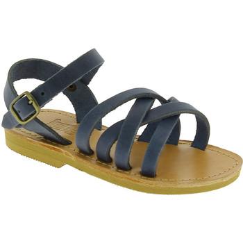 Obuća Muškarci  Sandale i polusandale Attica Sandals HEBE NUBUK BLUE blu