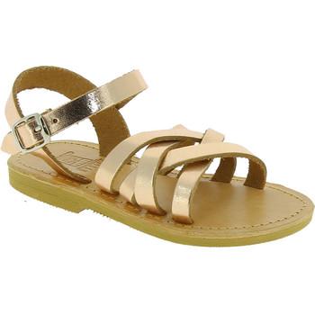 Obuća Djevojčica Sandale i polusandale Attica Sandals HEBE CALF GOLD PINK Oro rosa