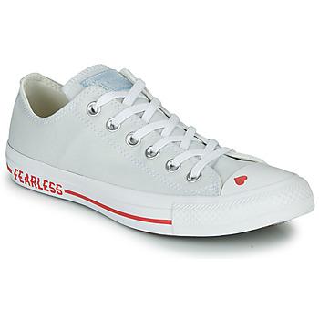 Obuća Žene  Niske tenisice Converse CHUCK TAYLOR ALL STAR LOVE CANVAS - OX Bijela / Red