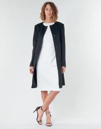 Odjeća Žene  Kaputi Lauren Ralph Lauren Albert Crna