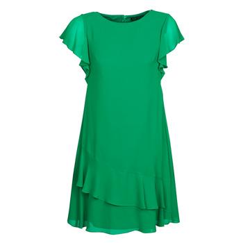Odjeća Žene  Kratke haljine Lauren Ralph Lauren Arnould Zelena
