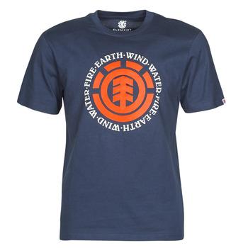 Odjeća Muškarci  Majice kratkih rukava Element SEAL Blue