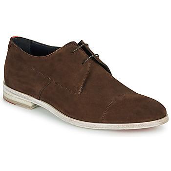 Obuća Muškarci  Derby cipele HUGO MIDTOWN DERB SD Smeđa