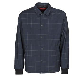 Odjeća Muškarci  Kratke jakne HUGO UROQ2022 Blue