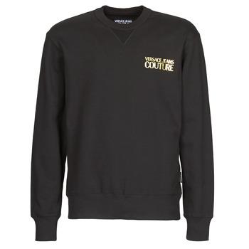 Odjeća Muškarci  Sportske majice Versace Jeans Couture B7GVA7FB Crna / Gold